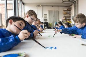 Gröpelingen – Kleks Atelierhaus Roter Hahn