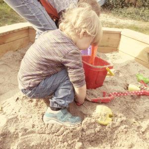 Spielplatz Bremen – Sandkasten