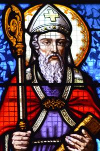 Nikolauslaufen – Bischof Nikolaus