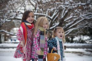 Nikolauslaufen – Kinder